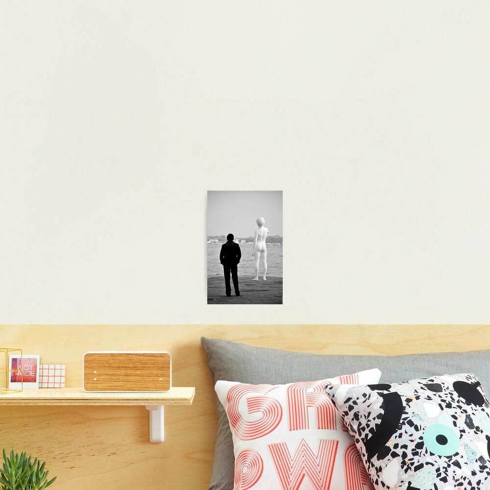 Art Lover Photographic Print