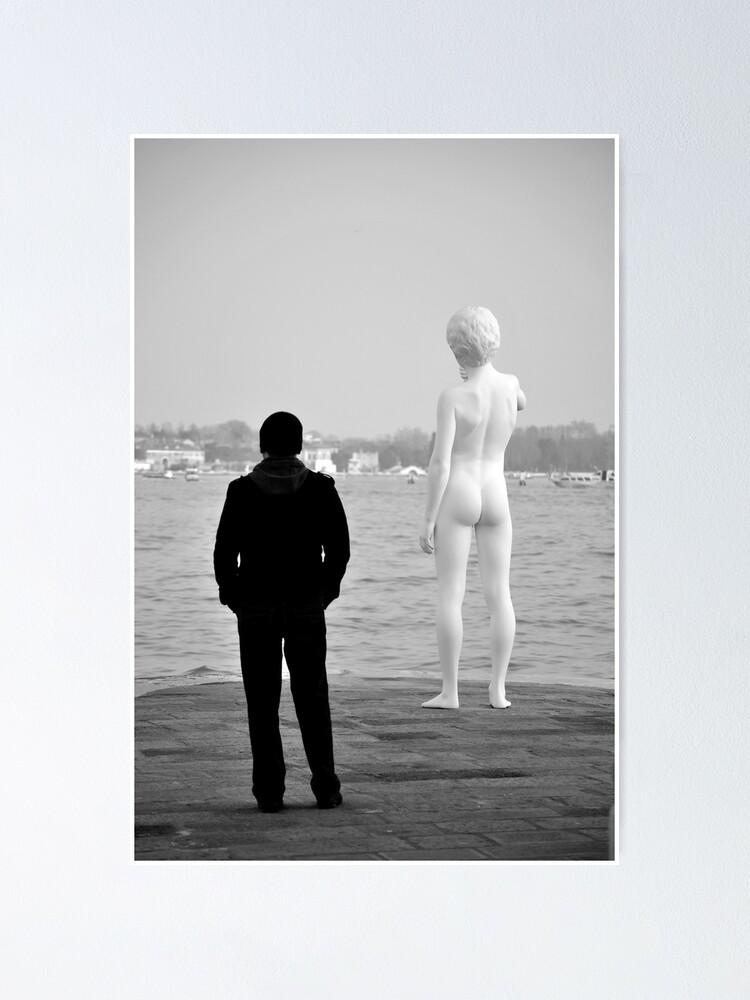 Alternate view of Art Lover Poster