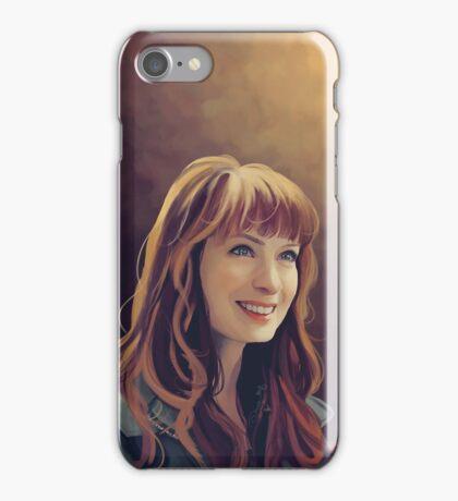 Charlie Bradbury iPhone Case/Skin