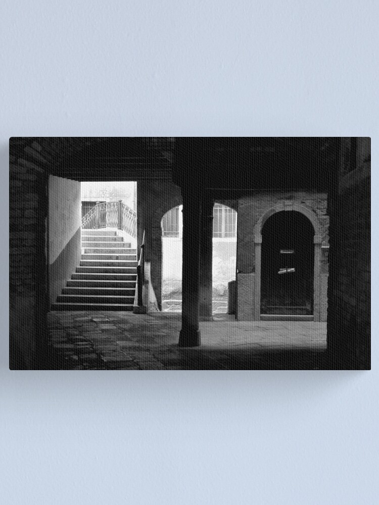 Alternate view of Don't Look Now Canvas Print