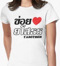 I Heart (Love) Yasothon, Isaan, Thailand T-Shirt
