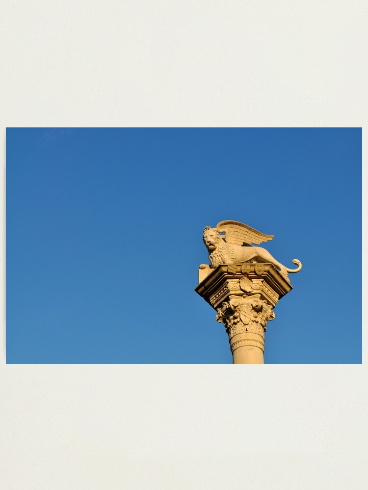Alternate view of Blue Sky, Vicenza Photographic Print