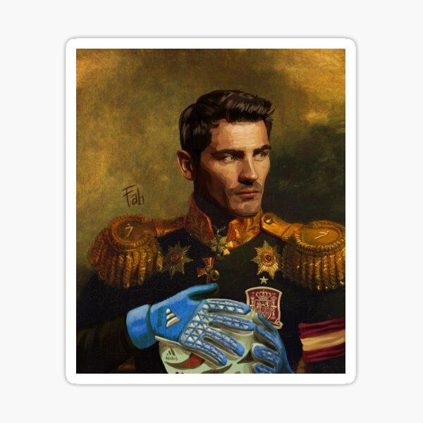 Don Iker Casillas Sticker