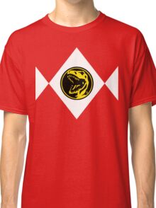Mighty Morphin Power Rangers Red Ranger 2 Classic T-Shirt