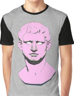 Male Sculpture Graphic T-Shirt