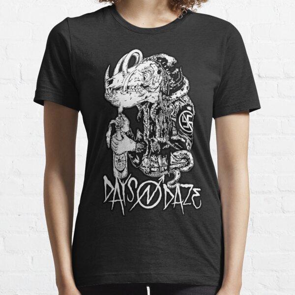 Days N  Daze Anarchy Logo Essential T-Shirt