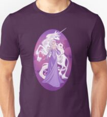 The Last Unicorn in the World Slim Fit T-Shirt