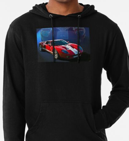 Ford GT40 Lightweight Hoodie