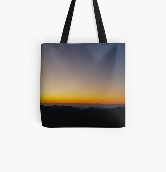 Sunset 26.03.2021 All Over Print Tote Bag