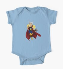 Ms Thor One Piece - Short Sleeve