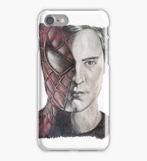 Spiderman/Peter Parker iPhone Case/Skin