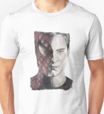 Spiderman/Peter Parker Unisex T-Shirt