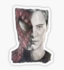 Spiderman/Peter Parker Sticker