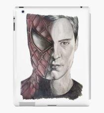 Spiderman/Peter Parker iPad Case/Skin