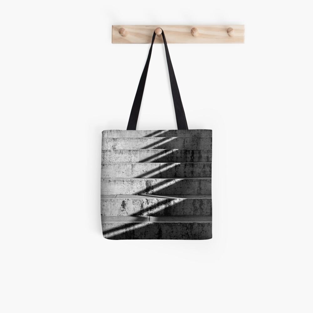 Zigging & Zagging Tote Bag