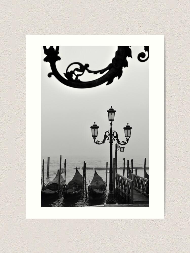 Alternate view of Venetian View Art Print
