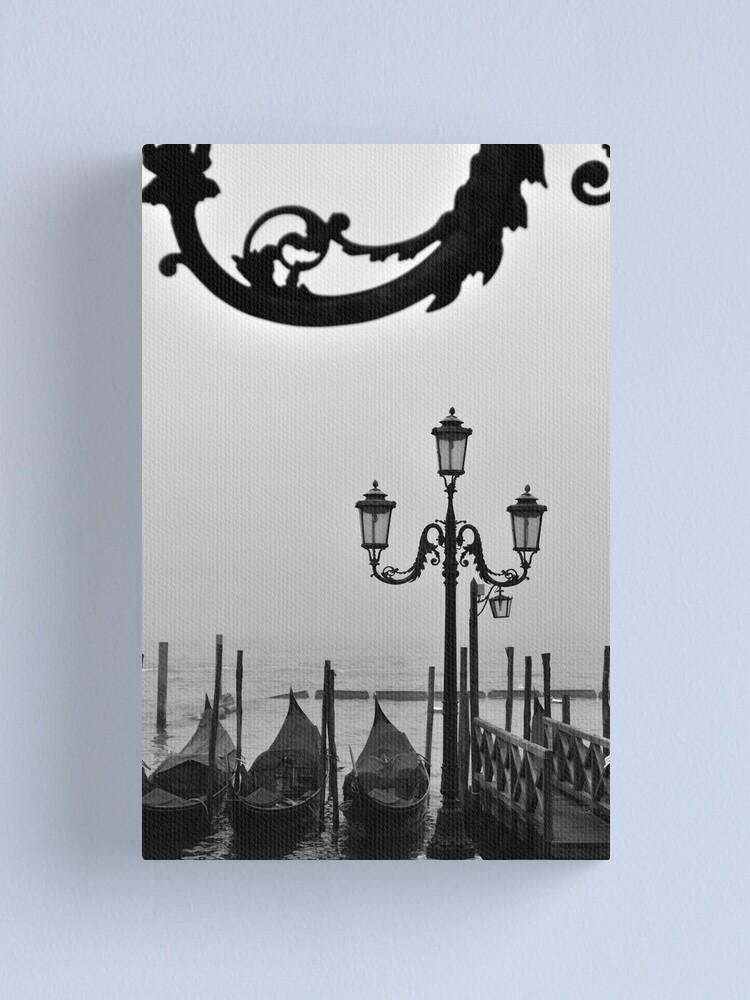 Alternate view of Venetian View Canvas Print