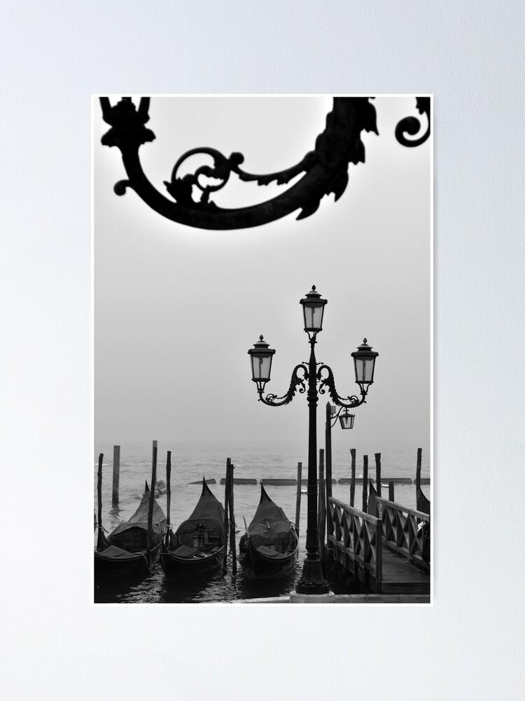 Alternate view of Venetian View Poster
