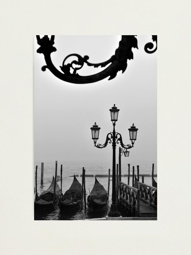 Alternate view of Venetian View Photographic Print