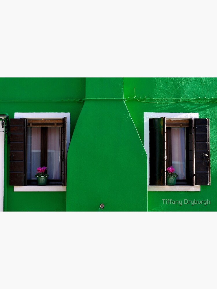 A Whole Lot of Green by Tiffany