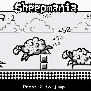 Sheepmania by franberries