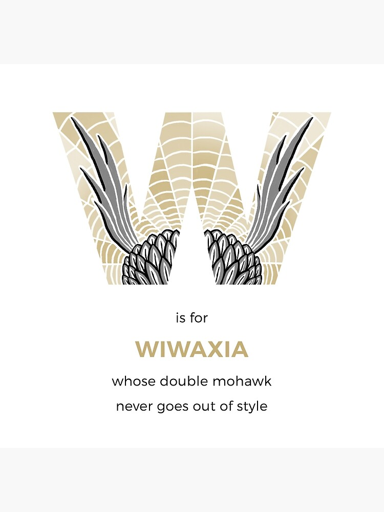 W is for Wiwaxia by franzanth