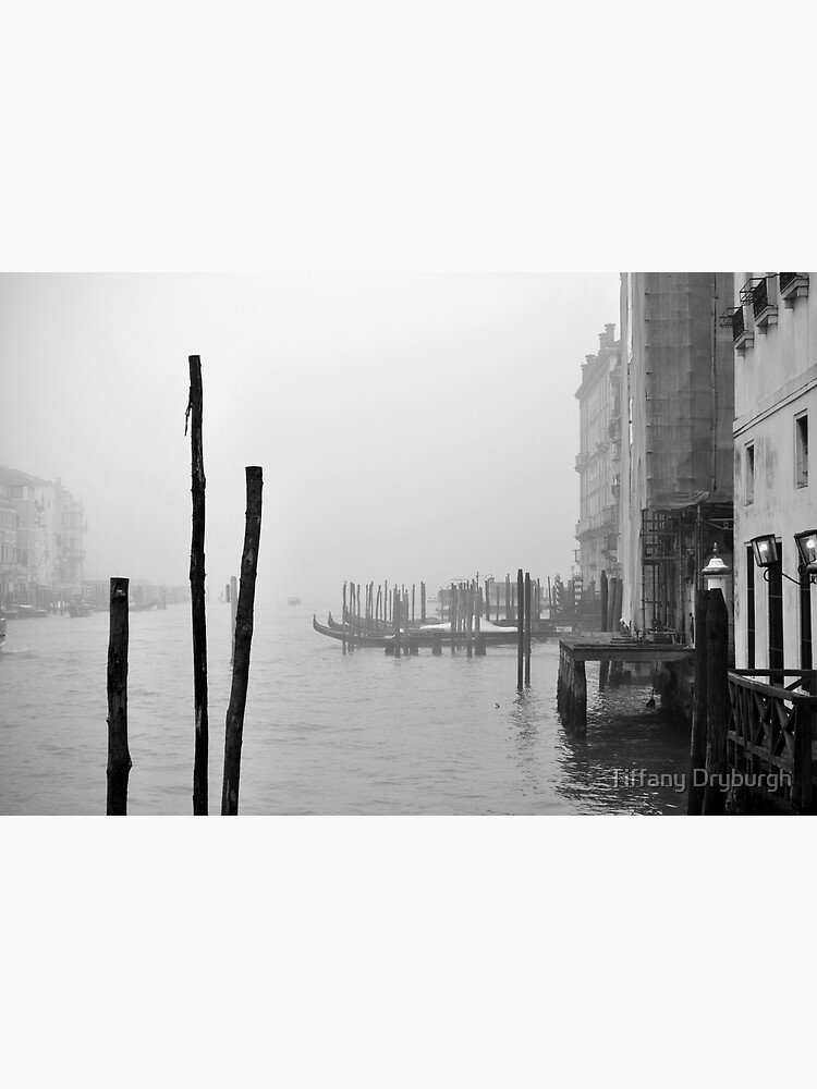 A Foggy Day in Venice by Tiffany