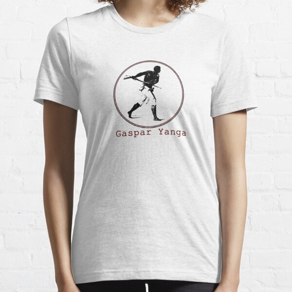 Gaspar Yanga, Mexican National Hero Essential T-Shirt