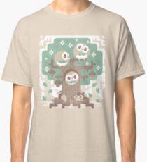 Wood Owl Woods Classic T-Shirt