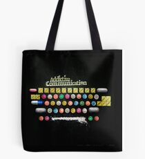 Addictive Communication Tote Bag