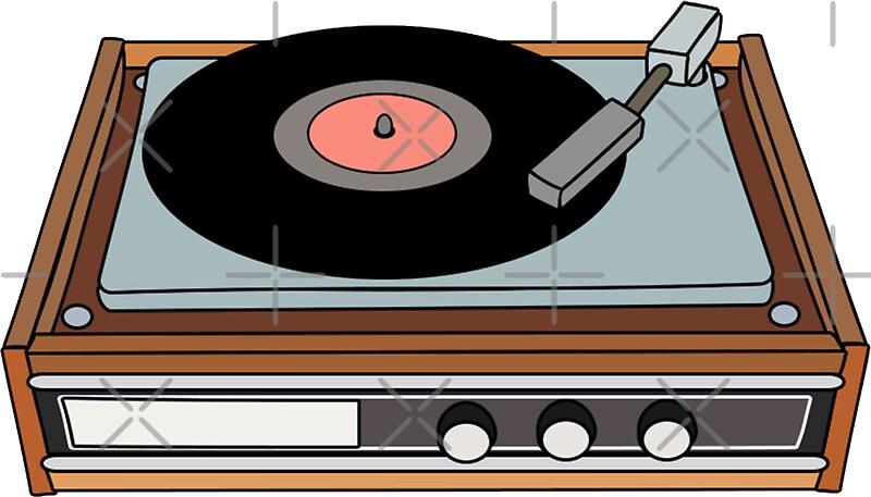 Classic Vinyl Record Clip Art Cliparts