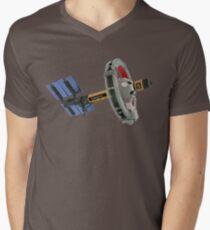 Five Men's V-Neck T-Shirt