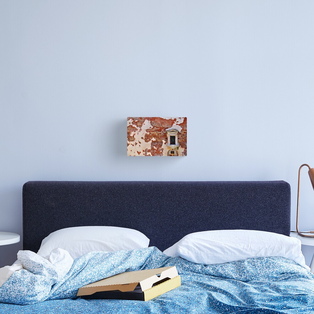 Holy Wall Canvas Print