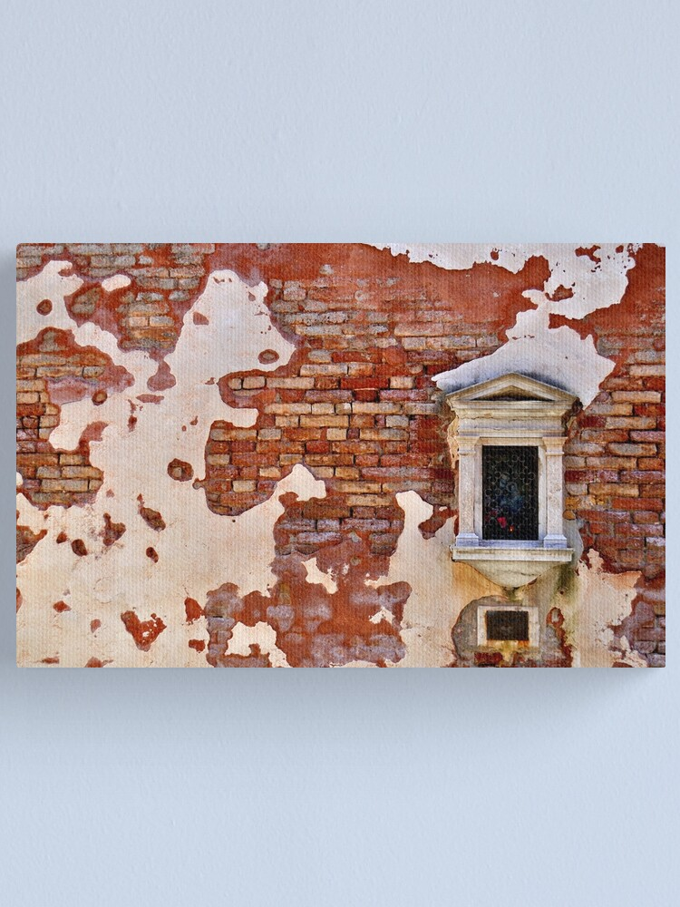 Alternate view of Holy Wall Canvas Print