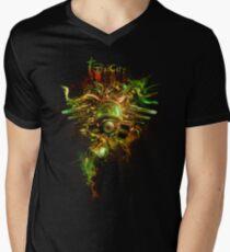 Toxicity Men's V-Neck T-Shirt