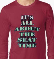 The key to being a good drifter... Long Sleeve T-Shirt