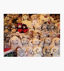 Soft toys Photographic Print