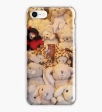 Soft toys iPhone Case/Skin