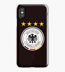 Germany Soccer Logo iPhone Case