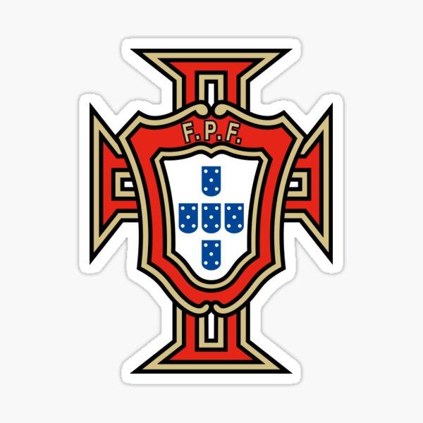 Portugal Soccer Logo Sticker