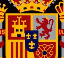 Spain Soccer Logo Sticker