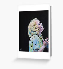 Streetcar Named Desire - Blanche Dubois #3 Greeting Card