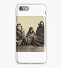 ESTEBAN GONNET () American Indians iPhone Case/Skin