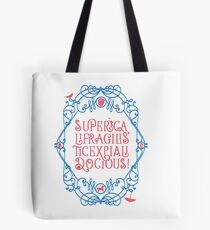 Whimsical Poppins! Tote Bag