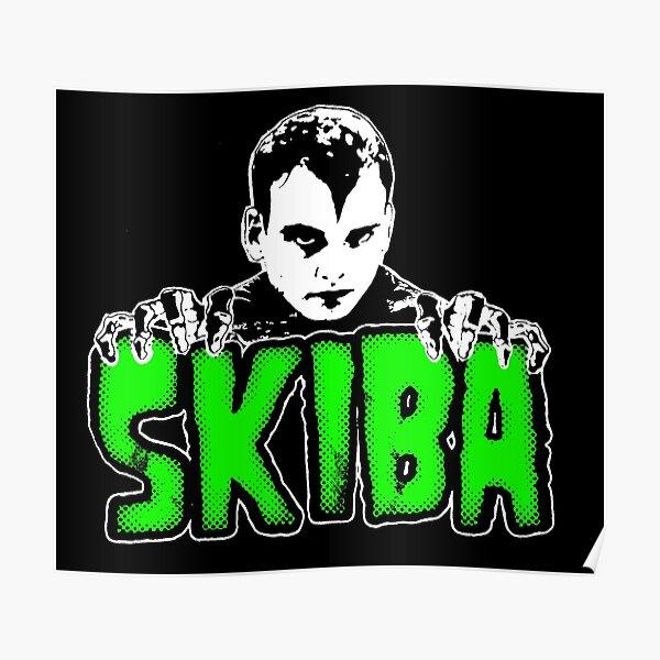 Skiba - Matt Skiba Poster