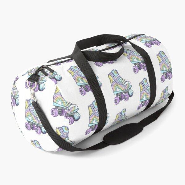 Rainbow Rollerskate Duffle Bag