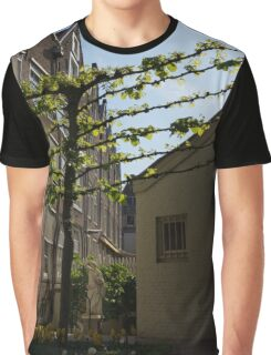Any Space Can Be a Garden - Creative Urban Gardening From Amsterdam Graphic T-Shirt