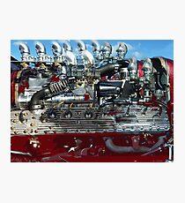Speed Equipment Photographic Print
