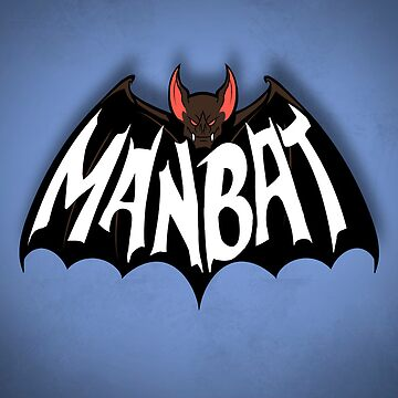 The Manbat by juanotron