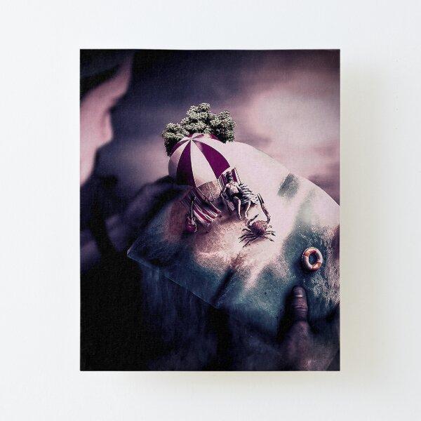Storybook  I  Libro de Cuentos Canvas Mounted Print